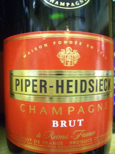 PIPER HEIDSIECK BRUT 750ml