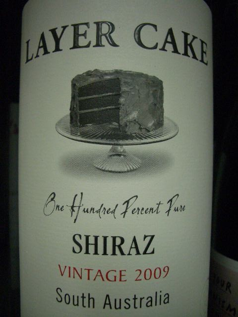 LAYER CAKE SHIIRAZ 750ml