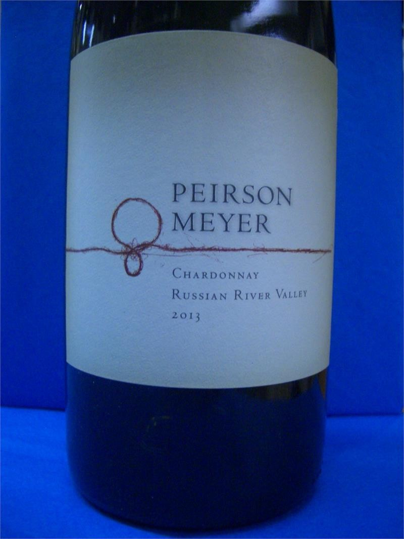 PEIRSON MEYER CHARDONNAY 2014 WS92 RUSSIAN RIVER VALLEY 750ml